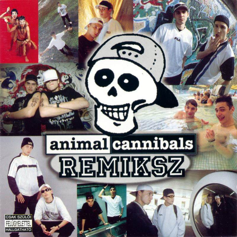 Animal Cannibals Remiksz