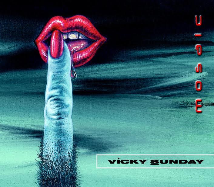 Vicky Sunday Mosaic (EP)