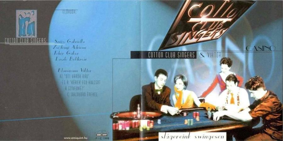 Cotton Club Singers Casino