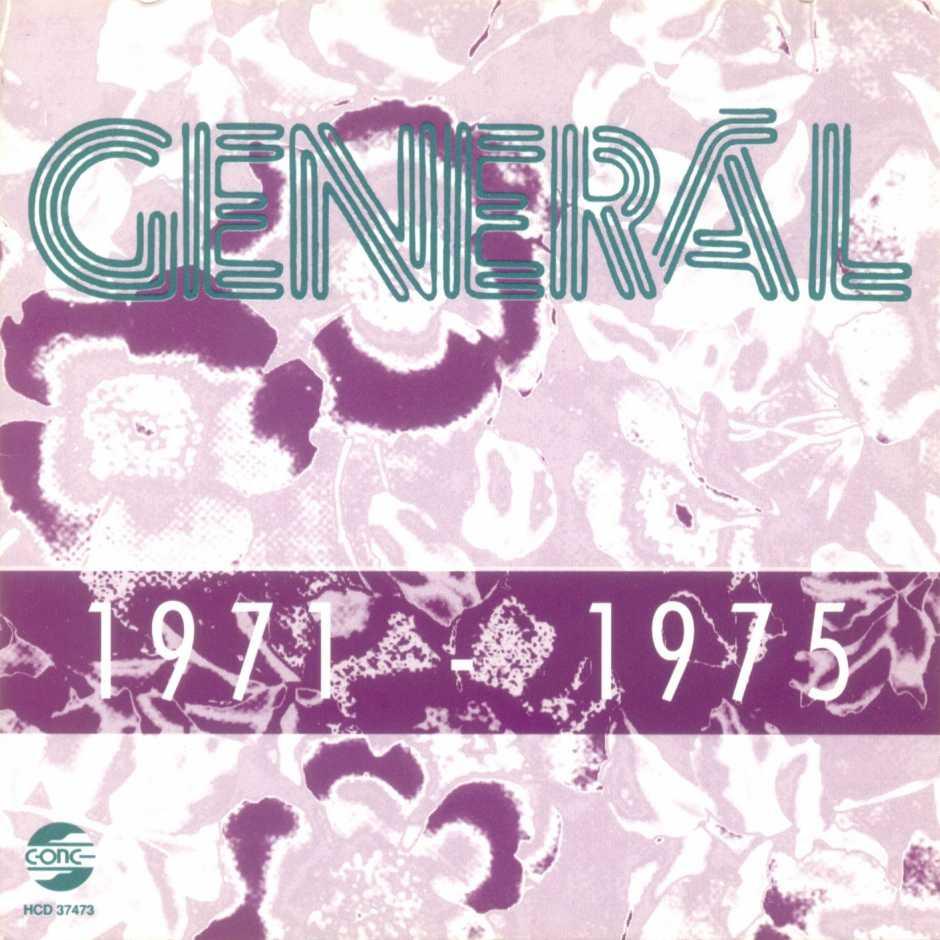 Generál 1971-1975