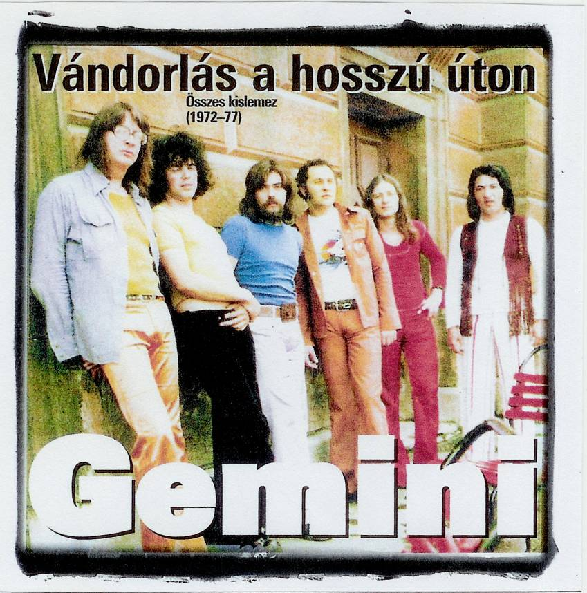 Gemini Vándorlás a hosszú úton