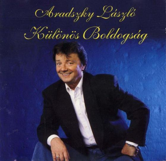 Aradszky László Különös Boldogság