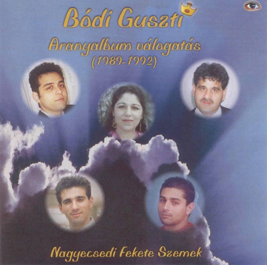 Bódi Guszti és a Fekete szemek Aranyalbum