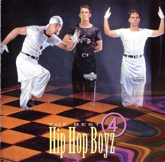 Hip Hop Boyz 4.