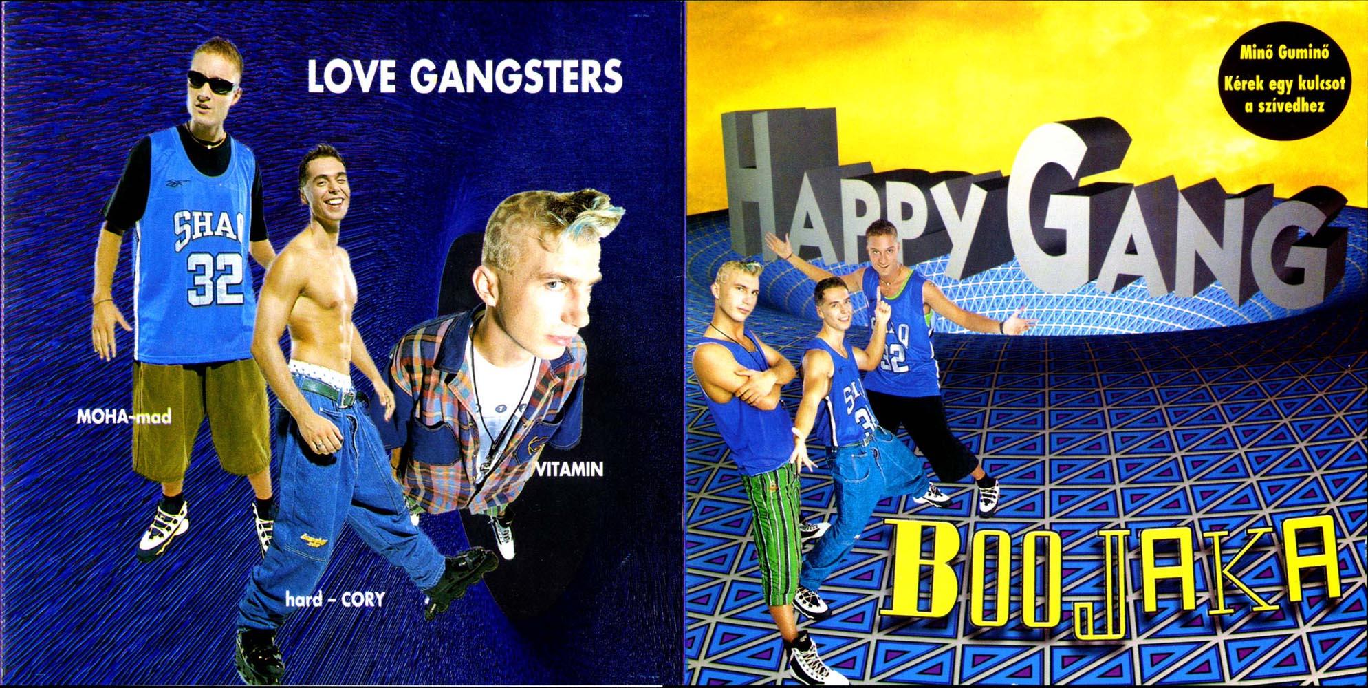 Happy Gang Boojaka