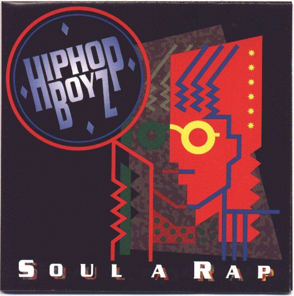 Hip Hop Boyz Soul a rap