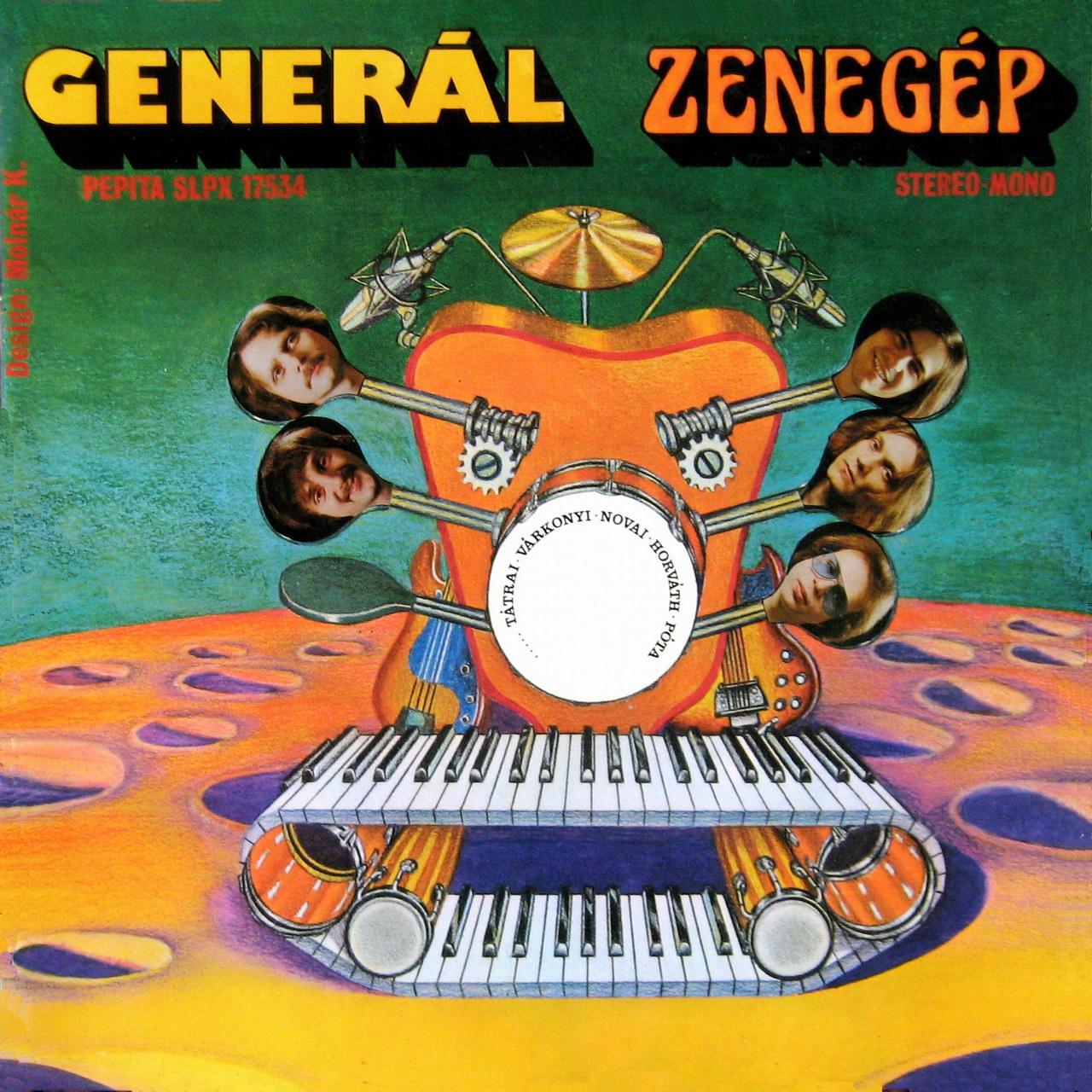 Generál Zenegép