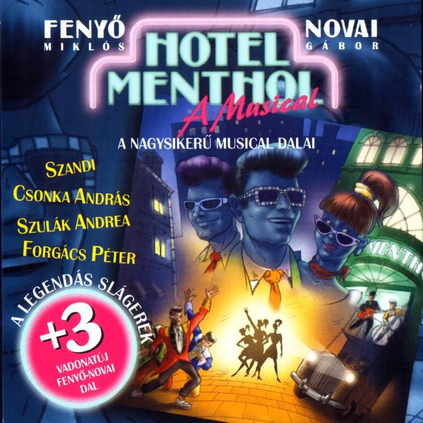Fenyő Miklós Hotel Menthol