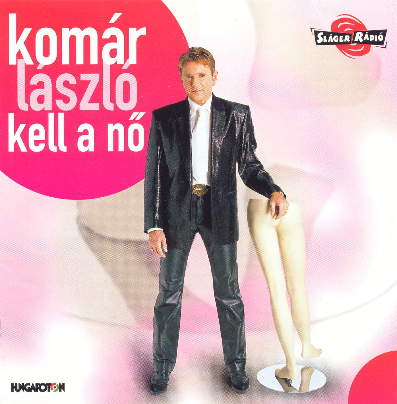 Komár László Kell a nő