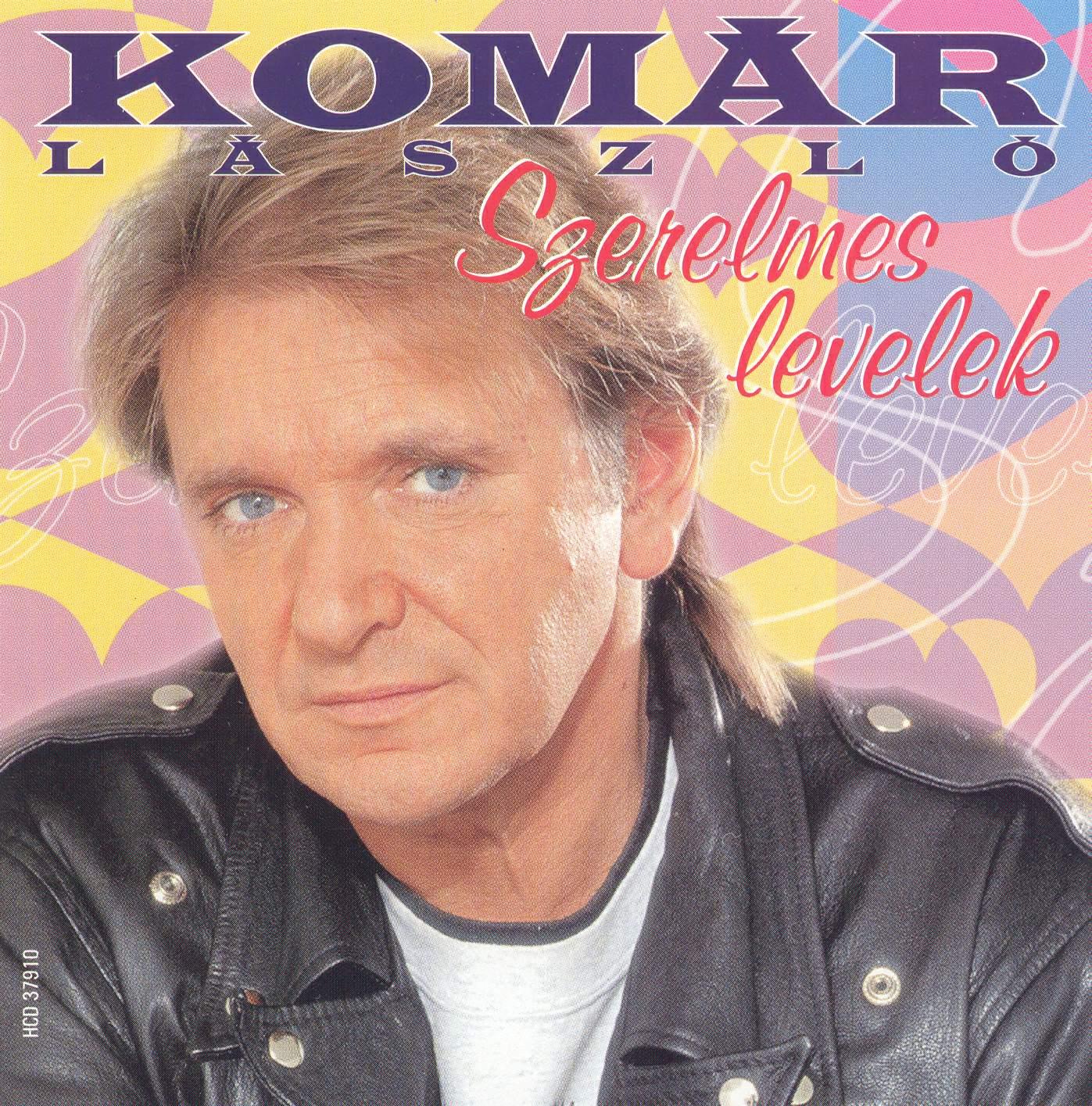 Komár László Szerelmes levelek