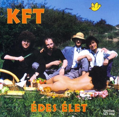 KFT Édes élet CD