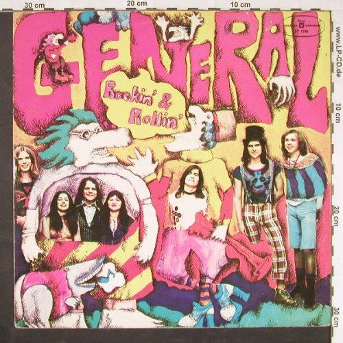 Generál Rockin & Rollin