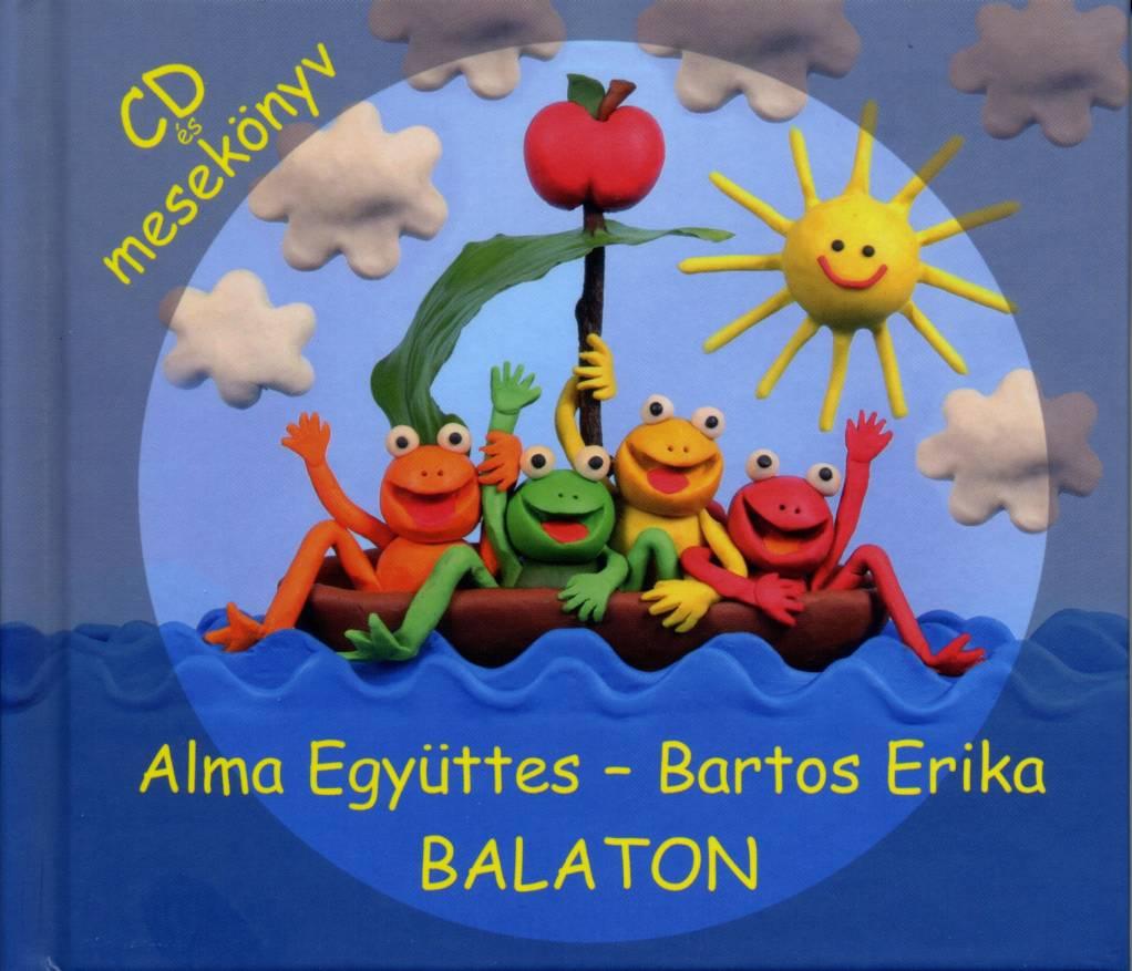 Alma együttes Bartos Erika Balaton
