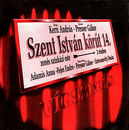Presser Gábor Presser G.-Kern A. - Szent István körút 14.