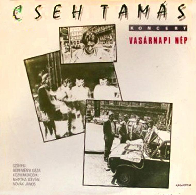 Cseh Tamás Vasárnapi nép
