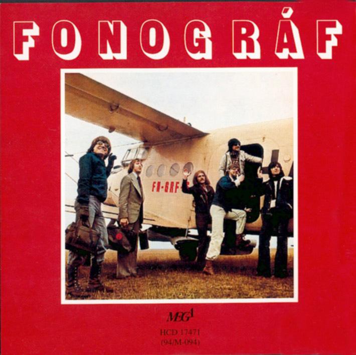 Fonográf Fonográf együttes összes nagylemeze I.
