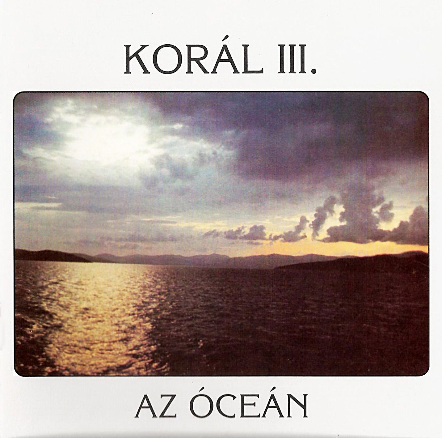 Korál Az óceán