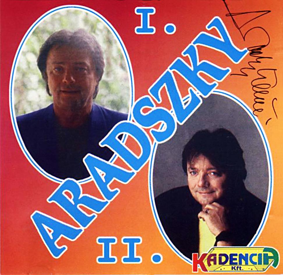 Aradszky László Aradszky I.-II.