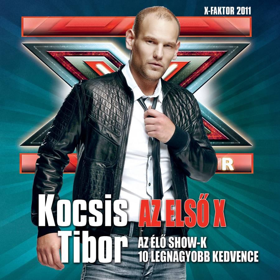Kocsis Tibor Az első X