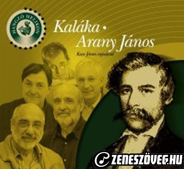 Kaláka Arany János