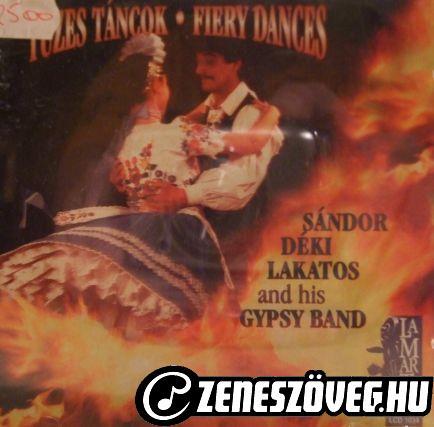 Magyar nóták Tüzes táncok