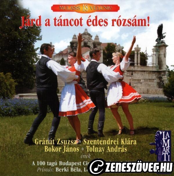 Magyar nóták Járd a táncot édes rózsám! - Mulass velünk! 18.