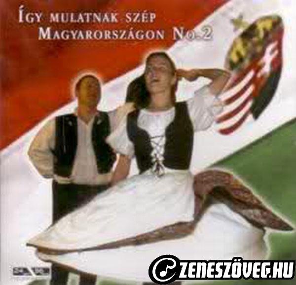 Járóka Sándor Így mulatnak szép Magyarországon No.2