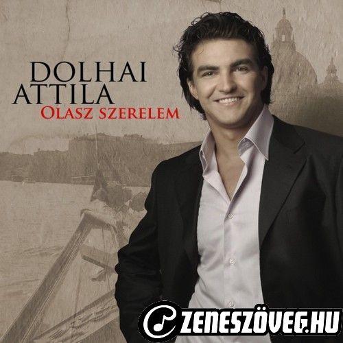 Dolhai Attila Olasz szerelem