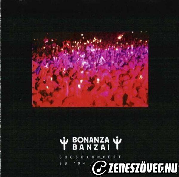 Bonanza Banzai Búcsúkoncert