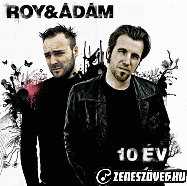 Roy és Ádám Trió 10 év - Best of (2xCD)