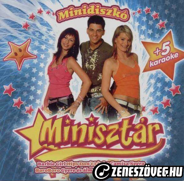 Minisztár Minidiszkó