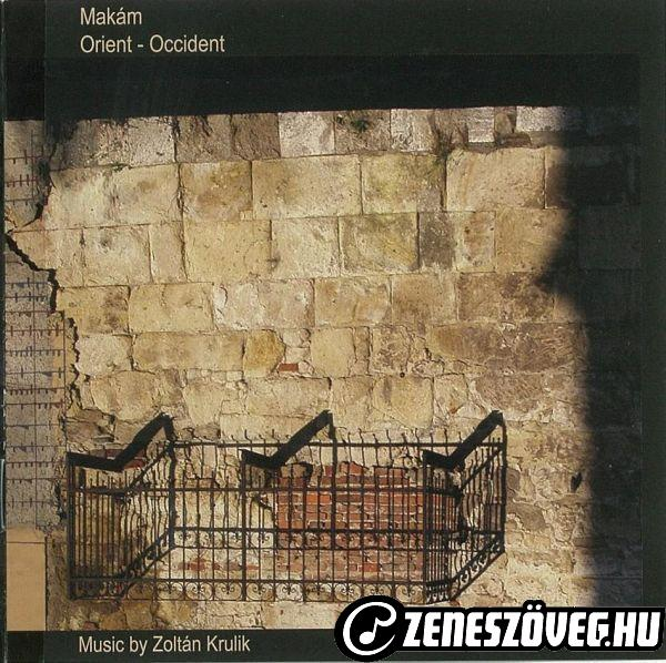 Makám Orient - occident