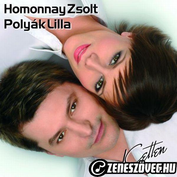 Homonnay Zsolt & Polyák Lilla Ketten
