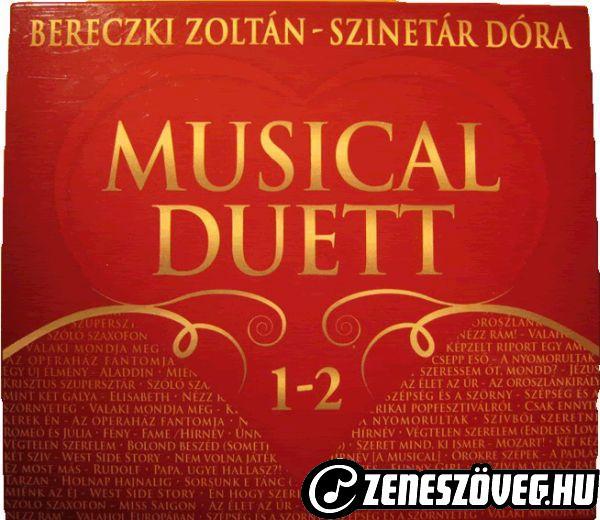 Bereczki Zoltán & Szinetár Dóra  Musical duett box