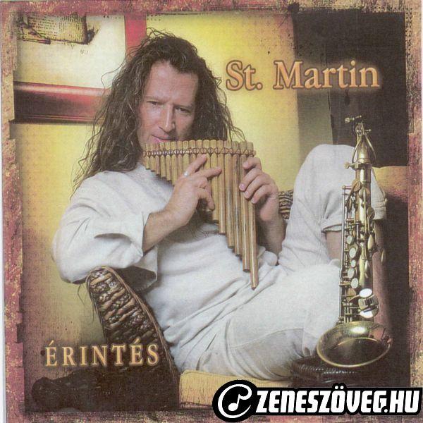 St. Martin Érintés