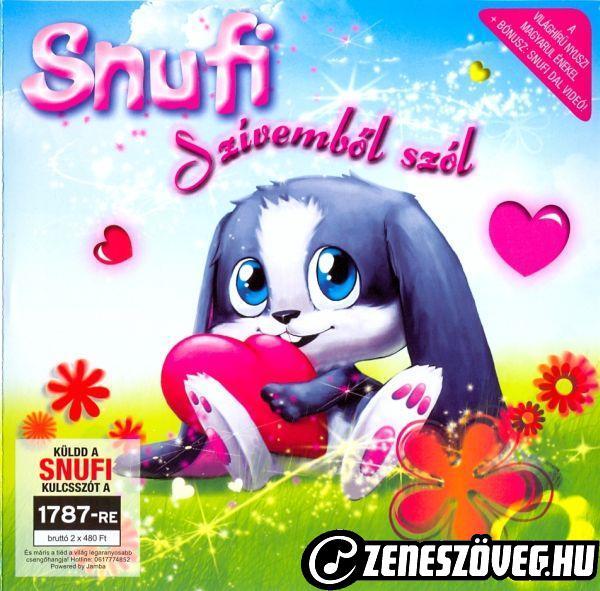 Snufi Szívemből szól
