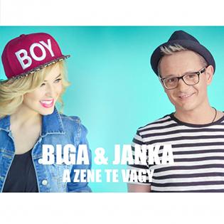 Heincz Gábor A zene te vagy (feat. Koszi Janka)