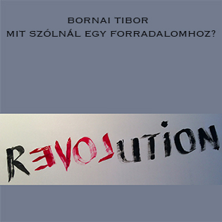Bornai Tibor Mit szólnál egy forradalomhoz?