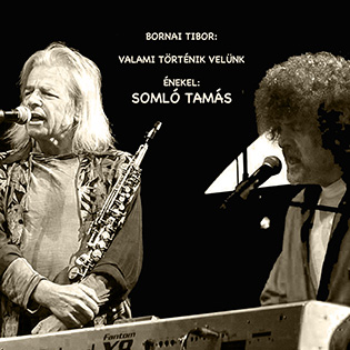 Bornai Tibor Valami történik velünk