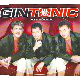 GinTonic Az első csók