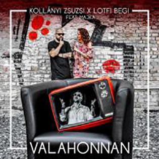 Kollányi Zsuzsi Valahonnan feat. Majka & Lotfi Begi