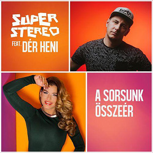 SuperStereo A sorsunk összeér (feat. Dér Heni)