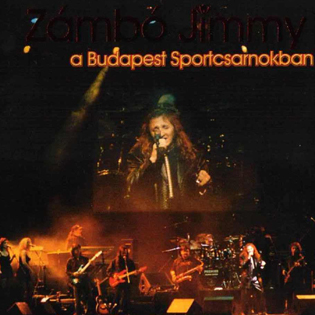 Zámbó Jimmy A Budapest Sportcsarnokban