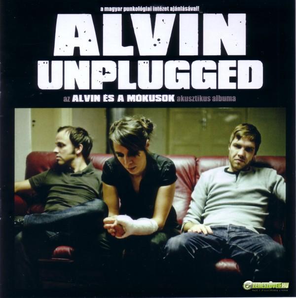 Alvin és a mókusok Alvin Unplugged