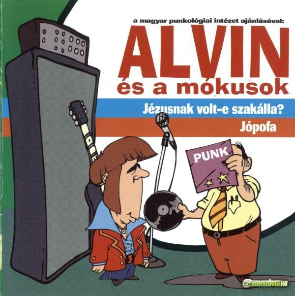 Alvin és a mókusok Jézusnak volt-e szakálla?! / Jópofa