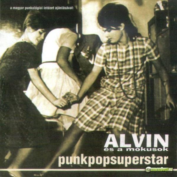 Alvin és a mókusok Punkpopsuperstar