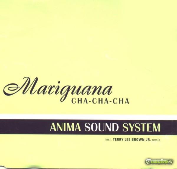 Anima Sound System Mariguana Cha-Cha-Cha (EP)