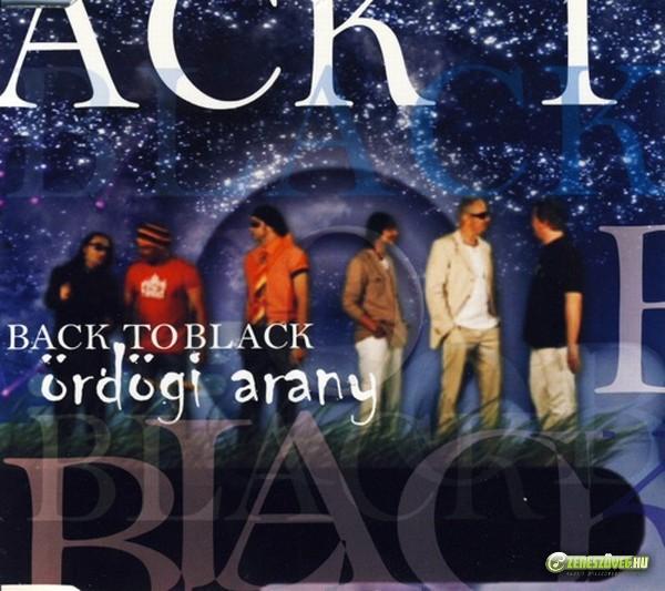 Back II Black Ördögi arany (maxi)