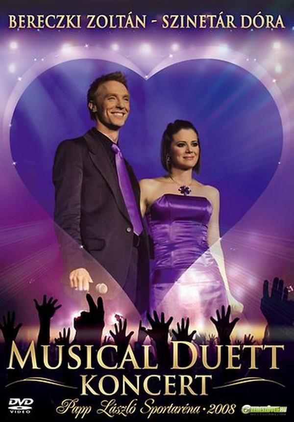 Bereczki Zoltán Musical Duett Koncert (DVD)