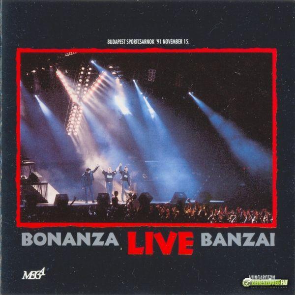 Bonanza Banzai Bonanza Live Banzai